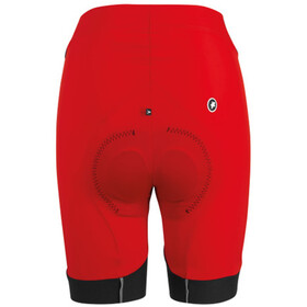 assos Uma GT Naiset pyöräilyhousut , punainen